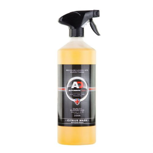 Autobrite Direct Citrus Pre Wash & All Purpose Cleaner APC 1L